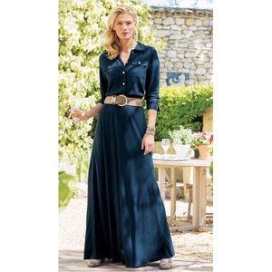 Soft Surroundings - Savanna Maxi Dress